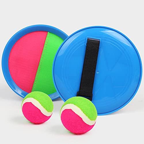 Klettballspiel für Kinder 2 klebrige...