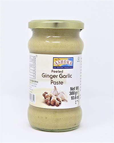 Ingwer Knoblauch Paste - Giner-Garlic Ashoka -