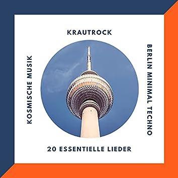 Krautrock: 20 essentielle Lieder, Moderne Kosmische Musik