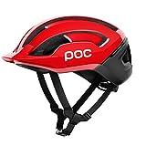 POC Omne Air Resistance Spin - Casco de Bicicleta - Rojo/Negro Contorno de la Cabeza L | 56-62cm 2019