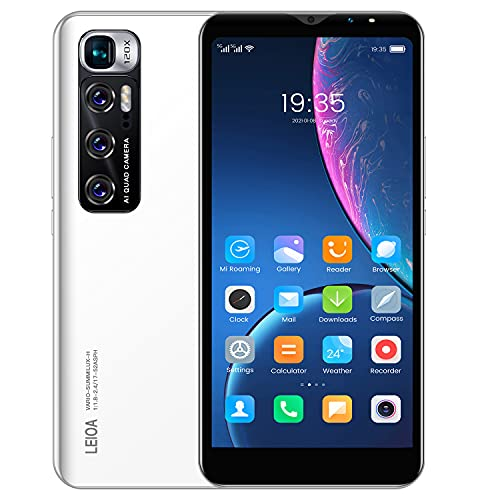 Cheap Android Mobile Phones, 5.5 Inch IPS Touchscreen, 4GB R