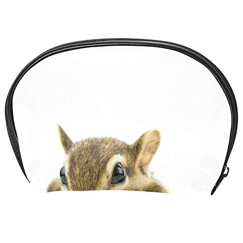 TIZORAX Sac à main pratique pour hamster manger des noix de maquillage
