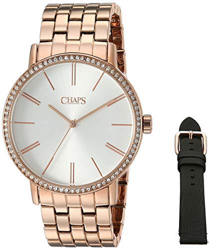 Reloj Chaps Whitney para Mujer 37mm, pulsera de Acero Inoxidable