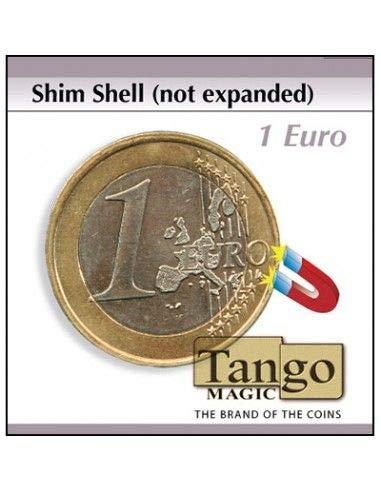Coquille 1 Euro aimantable non expansée
