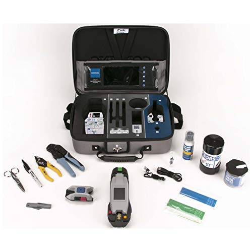 Corning | TKT-UNICAM-PFC, UniCamG Connector Installation Tool Kit, High-Performance, LC, SC and STG Compatible