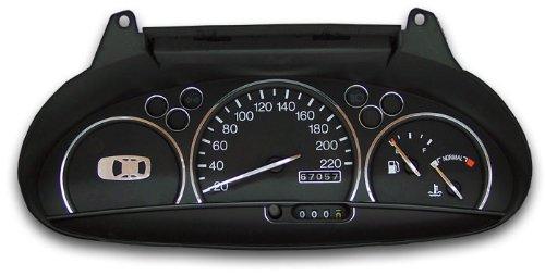 Drive Zero #tr_ford-112 Tachodekorset Chrom