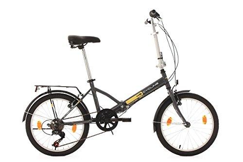 KS Cycling, Bicicletta Pieghevole 20 Zoll Toulouse RH...
