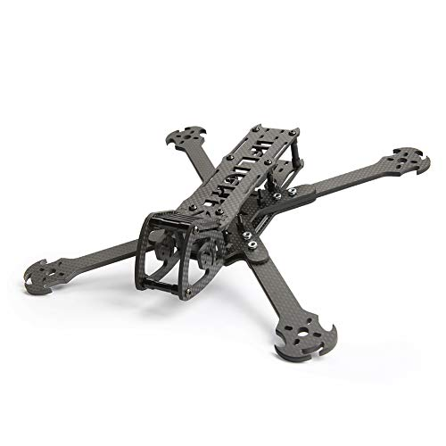 5'' Lawson FPV Battle Axe Freestyle Frame 250mm 5 Inch Carbon Fiber Quadcopter Frame Kit Multi Configuration