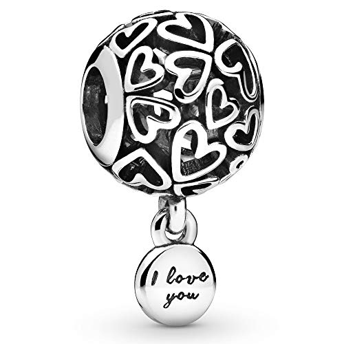 Pandora Mujer plata Abalorios 798606C00