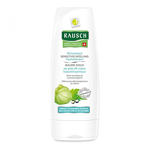 RAUSCH Samence de cœur Sensitive Hypoallergénique 200 ml