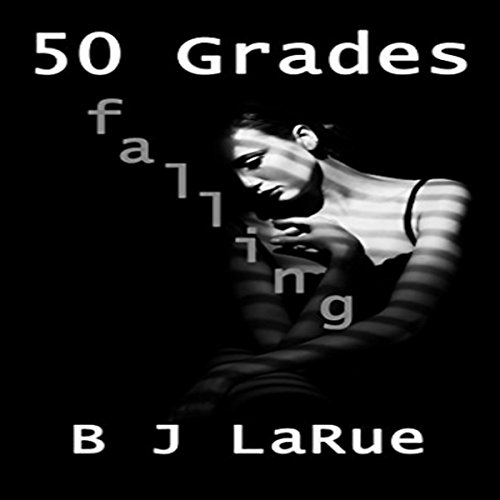 50 Grades Falling audiobook cover art