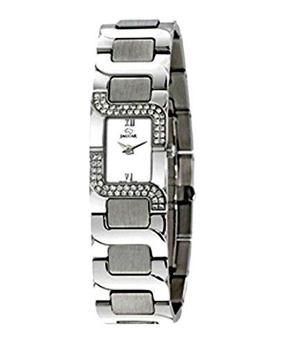 Jaguar J449/1 -Reloj de Acero con Diamantes para Mujer