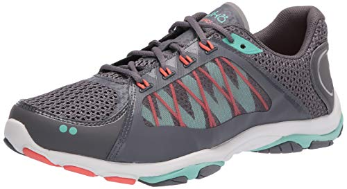 RYKA Women's Influence 2.5 Training Shoe, quiet grey, 8