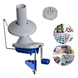 Yarn Ball Winder - Wool Winder Knitting UK, Swift Yarn Winder for Wool