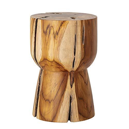 Bloomingville Table basse Gaia, nature, bois de teck