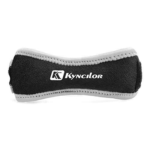 Verstellbare Kniesehnenriemen Protector Support Kniestützpolster für Basketball-Outdoor-Sportarten - 2,
