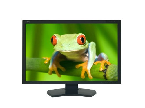 NEC PA271W 68,6 cm (27 Zoll) Widescreen TFT-Monitor (DVI, 5ms Reaktionszeit)