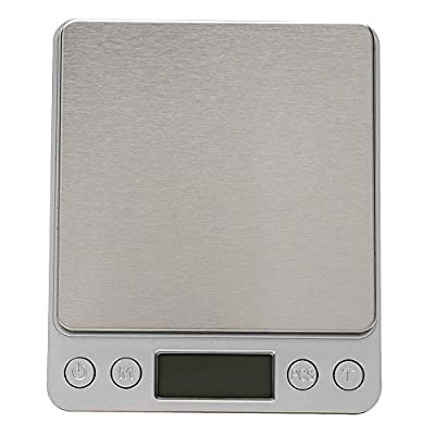 Teeker 3KG/0.1g Small Jewelry Electronic Scale ...