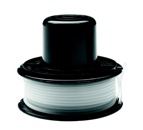 Black+Decker Fadenspule (6 m, mit Auftipp Automatik, geeignet für GL250 / GL310 / GL360 / GL360SB) A6226