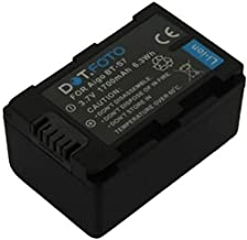 Dot Foto BenQ DLI-218 PREMIUM Replacement Rechargeable Video Camera battery from 3 7v 1700mAh Year Warranty  See Description for Compatibility