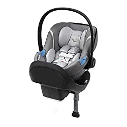 Cybex Aton M Infant Car Seat, Manhattan Grey