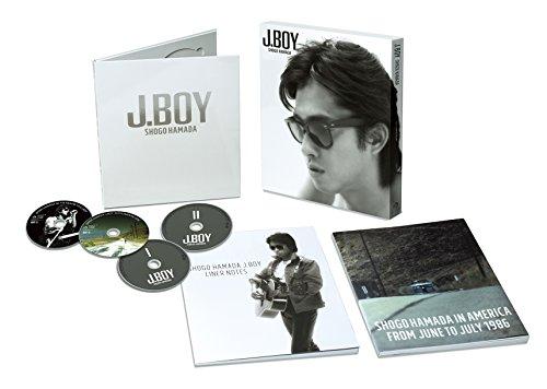 "[画像:""J.BOY"" 30th Anniversary Edition(完全生産限定盤)(2CD+2DVD)]"