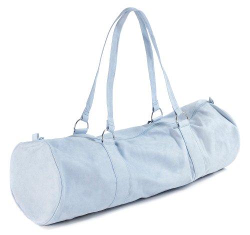 Yogistar Yogatasche Citybag Extra Big - Velour - 80 cm - Blue