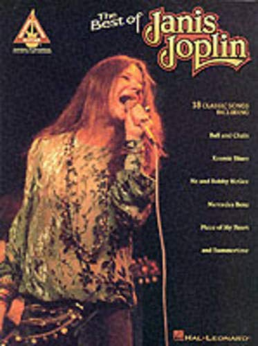 Partition : Joplin Janis The Best Of Guitar Tab
