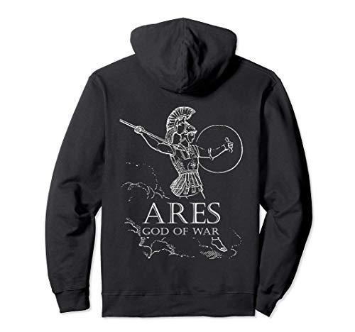 Ares War God Mythology Hoodie Pullover Hoodie