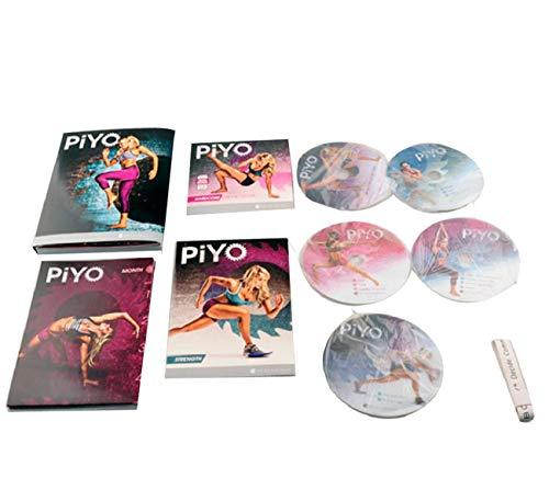 Chalene Johnsons PiYo Workout DVD Programm Komplettset
