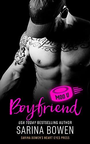 Boyfriend: A Moo U Hockey Romance (English Edition)