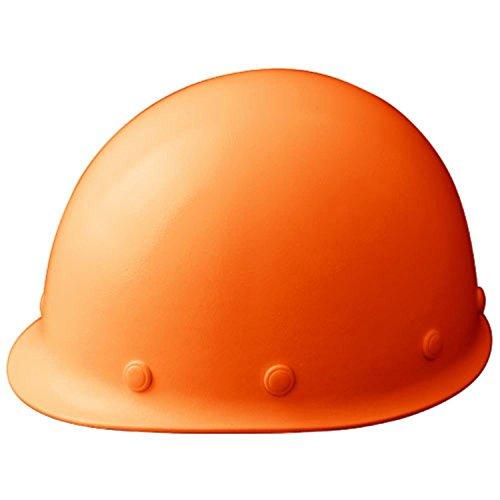ミドリ安全 ヘルメット SCM RA α オレンジ