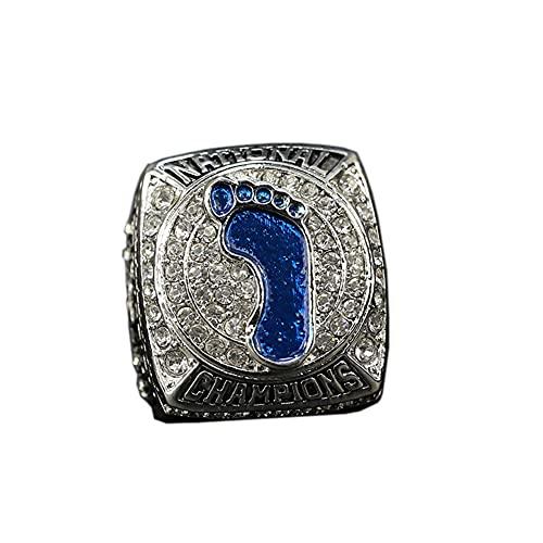 TYTY NCAA Basketball League 2017 North Carolina Tar Heel Anillo de Campeonato del Equipo de Baloncesto Masculino, Champion Copy Ring Series,with Box,14#