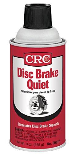 CRC 05017 Disc Brake Quiet - 9 Wt Oz.