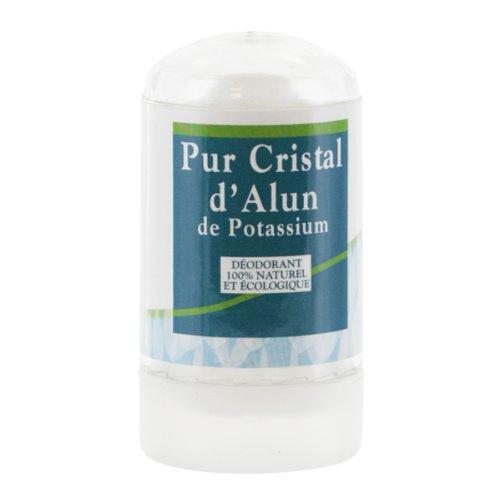 Deo'cristal Cristal d'Alun de Potassium - 120g