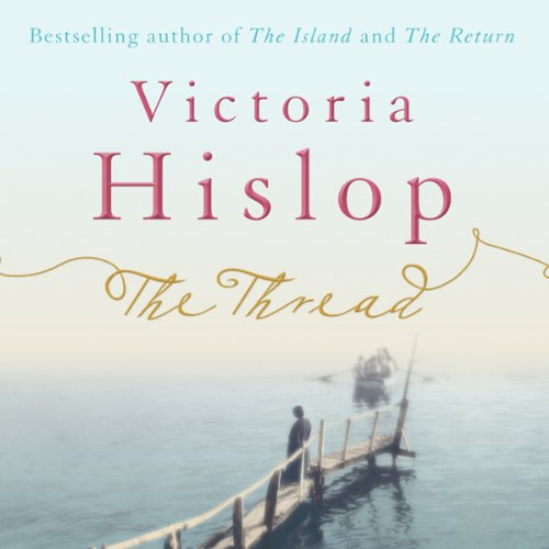 The Thread audiobook cover art
