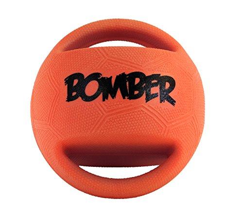 Zeus Bomber Durafoam Spielball für Hunde, 15cm