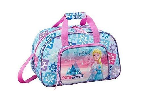 Disney Frozen 'Ice Magic' Oficial Bolsa De Deporte, 400x230x240mm
