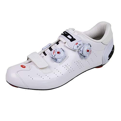 Sidi Ergo 5 Carbon Schuhe Herren White/White Schuhgröße EU 42 2020 Rad-Schuhe Radsport-Schuhe