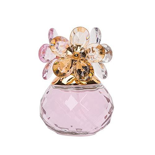 DQM Perfume para Mujeres, Perfumes en Aerosol de Rosas de jazmín, Eau de Toilette Natural Fresco Duradero, 60ml / 2oz