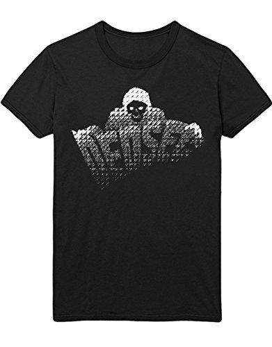 T-Shirt Watchdogs Dedsec Logo Z100000 Schwarz XL
