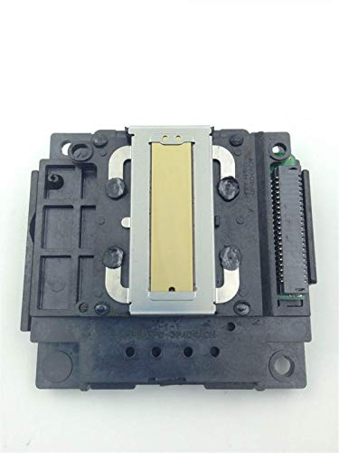 Neigei Accesorios de Impresora FA04010 FA04000 Cabezal de impresión Cabezal de impresión Compatible con Epson L120 L210 L300 L350 L355 L550 L555 L551 L558 XP-412 XP-413 XP-415 XP-420 XP-423