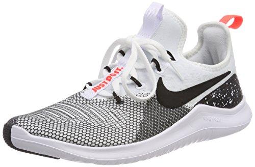 Nike Damen Free Trainer 8 Fitnessschuhe, Voltage Cherry/White, M