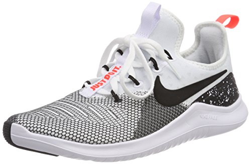 Nike Damen Free Trainer 8 Fitnessschuhe, Voltage Cherry/White, M
