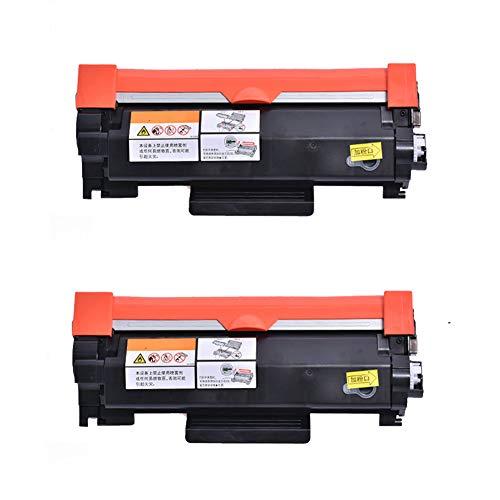 SSBY Reemplazo de Cartucho de tóner Compatible para Brother TN2420, Compatible con MFC-L2750DW MFC-L2730DW HL-L2375DW HL-L2370DN DCP-L2350DW DCP-L2510D Caja de tóner-2black