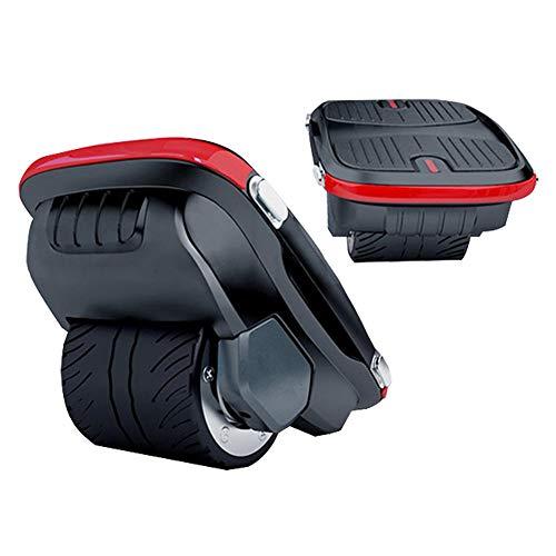 EDW Tablas de Skate eléctricas Zapatos Adultos 3.5 Pulgadas Smart Drift Hoverboards...