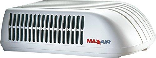 MaxxAir 00-325001 TuffMaxx A/C Shroud - Polar White