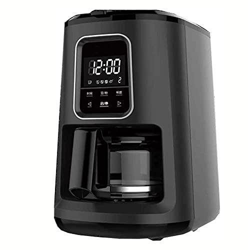 Ekspres do kawy, automatyczna świeżo zmielona mąka fasoli podwójnego użytku all-in-One maszyna, automatyczna grind i napar, wymienny zbiornik na wodę, do biura i domu