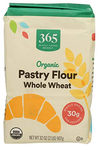 365 by Whole Foods Market, Organic Flour, Whole Wheat Pastry, 32 Ounce