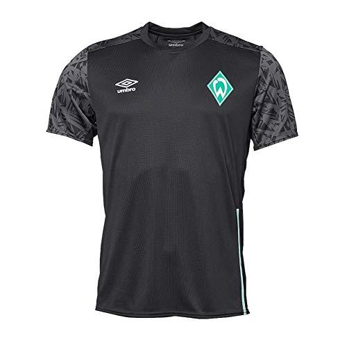 UMBRO Werder Bremen Training Trikot (S, Black)